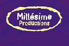 Mill�sime Productions Studio Logo