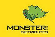 Monster Entertainment Studio Logo
