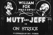 Mutt and Jeff Films Studio Logo