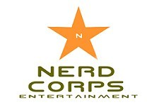 Nerd Corps Entertainment Studio Logo
