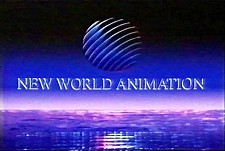 New World Animation Studio Logo