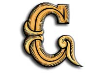 C Web Cartoon Series Logo