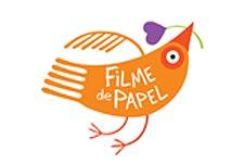 Filme de Papel Studio Logo