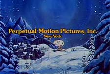 Perpetual Motion Pictures Studio Logo