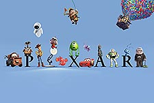 Pixar Specials