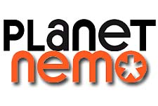 Planet Nemo Animation Studio Logo