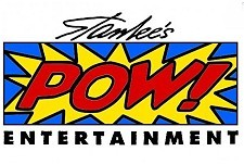 POW! Entertainment Studio Logo