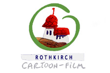 Rothkirch Cartoon-Film Studio Logo