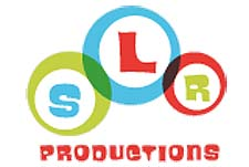 SLR Productions Studio Logo