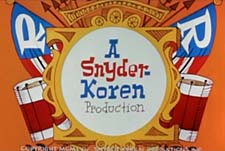 Snyder-Koren Productions Studio Logo