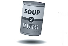 Soup2Nuts Studio Logo