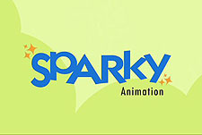 Sparky Animation Studio Logo