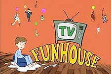 TV Funhouse Studio Logo