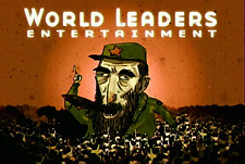 World Leaders Entertainment Studio Logo
