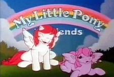 My Little Pony 'n Friends Episode Guide Logo