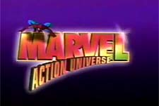 Marvel Action Universe Episode Guide Logo