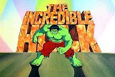 The Incredible Hulk Episode Guide Logo