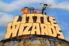 Little Wizards Episode Guide Logo