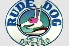 Rude Dog and the Dweebs Episode Guide Logo