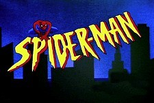 Spider-Man: The Animated Series Episode Guide Logo