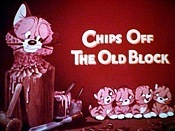 Chips Off The Old Block Picture To Cartoon