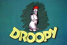 Droopy Theatrical Cartoon Series Logo