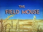 The Field Mouse Picture To Cartoon