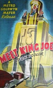 Meet King Joe Cartoon Picture