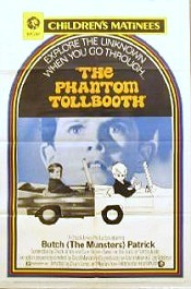 The Phantom Tollbooth Cartoon Picture