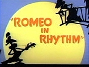 Romeo In Rhythm The Cartoon Pictures