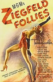 Ziegfeld Follies Cartoon Character Picture