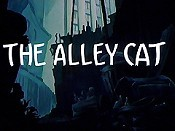 The Alley Cat Cartoon Character Picture