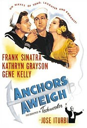 Anchors Aweigh Cartoon Picture
