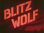 Blitz Wolf Cartoon Character Picture