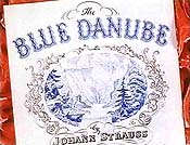 The Blue Danube Picture To Cartoon