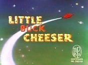 Little Buck Cheeser Picture To Cartoon