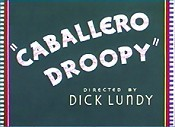 Caballero Droopy Free Cartoon Picture