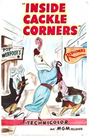 Inside Cackle Corners Cartoon Picture