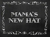 Mama's New Hat Cartoon Picture
