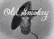 Old Smokey Free Cartoon Picture