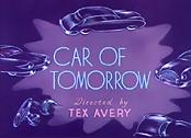 Car Of Tomorrow Pictures Of Cartoon Characters