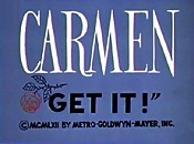 Carmen Get It! Video
