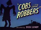 Cobs And Robbers Free Cartoon Picture