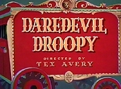 Daredevil Droopy Cartoon Pictures