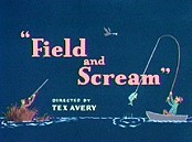 Field And Scream Cartoon Character Picture
