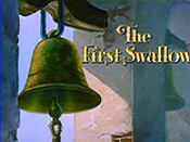 The First Swallow Picture To Cartoon