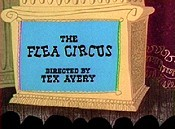 The Flea Circus Cartoon Picture