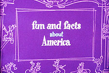 Fun And Facts About America Theatrical Cartoon Series Logo