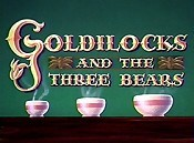 Goldilocks And The Three Bears Picture Of The Cartoon