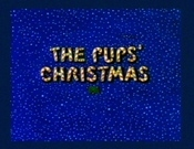 The Pups' Christmas Cartoon Picture